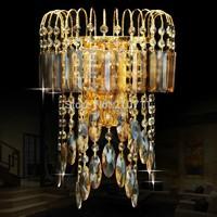 Hot sale,modern luxury crystal wall lamp