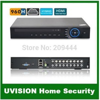 Full 960H D1 Real time HDMI 1080P Output 8ch Hybrid IP dvr ONVIF NVR for IP camera CCTV DVR 8channel video Recorder 3G WIFI DVR
