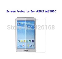 8pcs/lot 9H 0.33mm Premium Tempered Glass Screen Protector Toughened Protective Film for Asus Memo Pad8 ME181C ME181