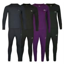 2014 Mammoth brand men women thermal underwear christmas winter OMNI-HEAT long johns hiking climbing ski casual Free Shipping(China (Mainland))