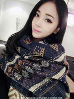 National 2014 trend tassel scarf female Scarf Wrap Shawl scarves winter shawl Pashmina scarf  Free Shipping