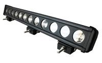 send from USA 120W CREE LED WORK LIGHT BAR 12X10W SPOT 4X4 OFFROADTRUCK CAR BOAt DRIVING LAMP