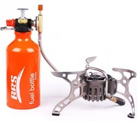 Oil/Gas Multi-Use Stove Cooking Stove Camping Stove Portable and Lightweight BRS-8