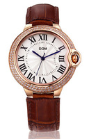 women watches ladies brand Dom watch clock women christmas gift woman fashion luxury casual quartz watch relogios femininos 2014