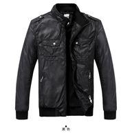 Spring&autumn nylon men jackets ,fashion designer motorcycle jacket ,slim outerwear 7012
