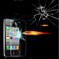 2014 New Buff Ultimate Classic Shock Absorption Waterproof Screen Protector Tempered Film For iPhone 4 4s With retail package