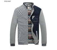 wholesale hotsale fashion spring&autumn star men jacket, male patchwork sport coats casual outercoat 7002
