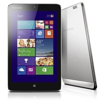 Lenovo 8.0 -inch touch tablet laptop (Z3740 2G 64G EMMC built-in hard disk GPS 3G Win8.1) Silver Stars