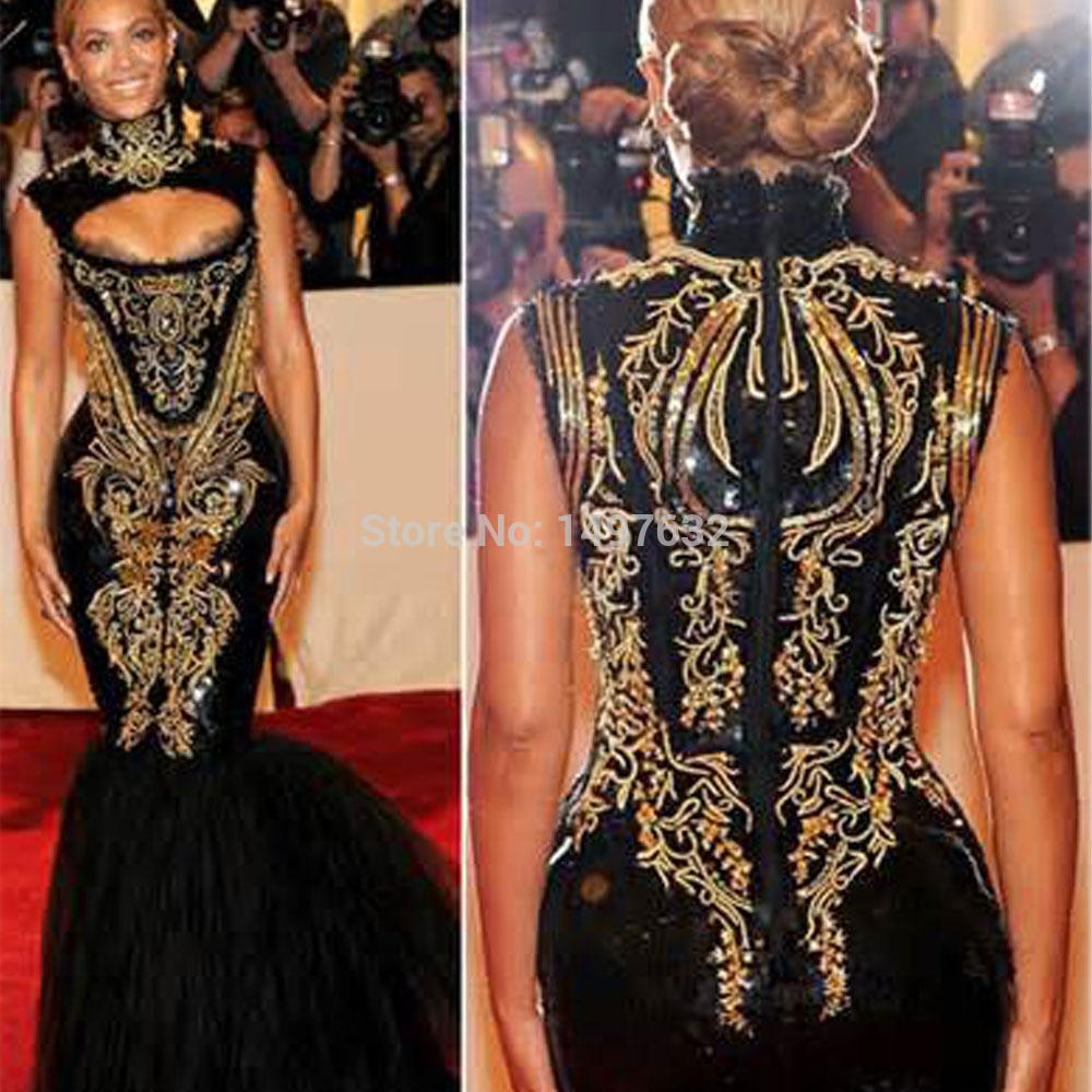 Beyonce Met Gala Carpet