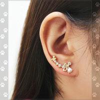 11.11 shipping jewelryCrystal delicate fresh personality arc fashion jewelry xy jewelry company stud earrings DY