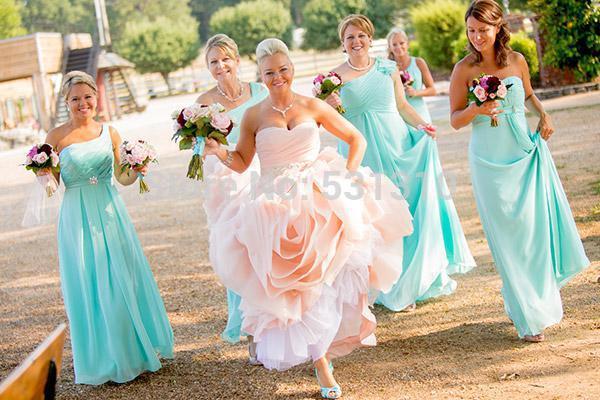 Aliexpress buy 2015 amazing wedding detail blush wedding dresses