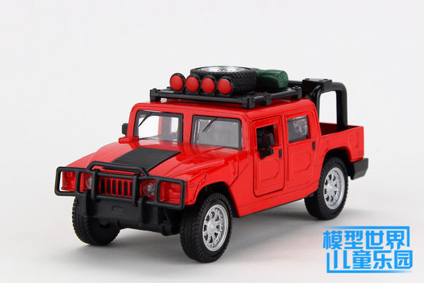 Free shipping red Alloy toy car acousto-optic edition fire police fire truck / American lift truck increased rescue vehicles(China (Mainland))
