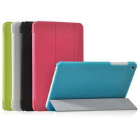Ultra Slim 3Folio Folding Case for Huawei Honor T1 S8-701U / W Mediapad T1 8.0 with Stand Function and Retail Package