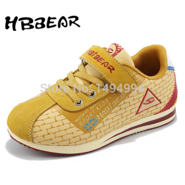 Кроссовки для мальчиков HOBIBEAR 2015 A855