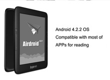 Sibrary Boyue T62 8G Dual Core 6 Inch WIFI Android Ebook Reader E-ink Touch Screen