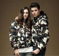 new arrival winter camouflage lovers warm coats ,men winter jacket outerwear RZ-8653