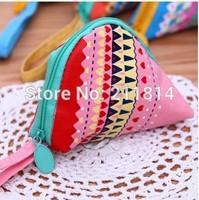 2014 New American girls lovely zero purse, Chinese rice dumplings frozen coin purse