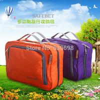 Korea Multifunctional Organizer travel bag ,woman Toiletry Makeup Kit Storage bags ,Waterproof Cosmetic Bag Picnic Wash handBag