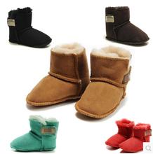 Spedizione gratuita nuova qualità di pelliccia di marca inverno caldo baby snow stivali/scarpe da bambino/caldo scarpe per bambino(China (Mainland))