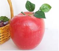 Extra large artificial fruit fake vegetables model decoration props orange apple