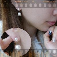 11.11 jewelryFactory wholesale Pearl pin Stud Shambhala Korea stars of the winter wind earring