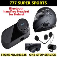 800m Waterproof BT Wireless Bluetooth Headsets Motorcycle Helmets Hand Free Headphone Control For MP3/4 Radio iPod