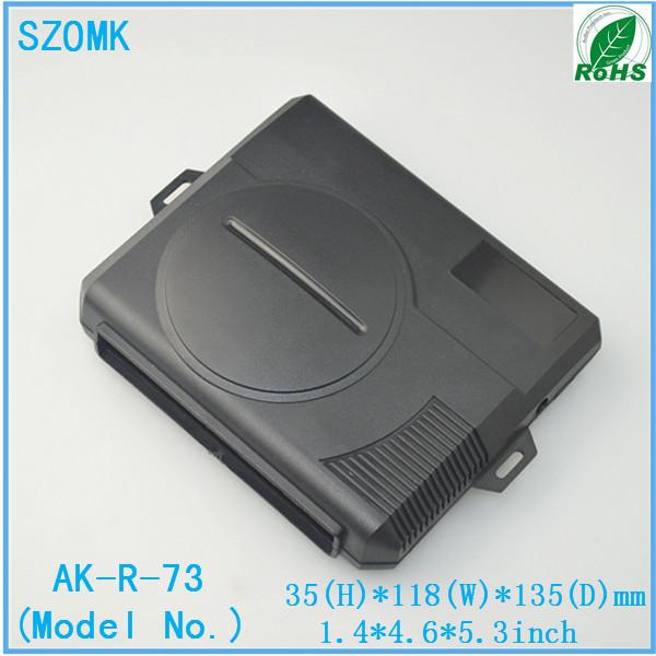 wall mount enclosure plastic box (4 pcs) 35*118*135mm project case electronics enclosure box IC card door enclosoure(China (Mainland))