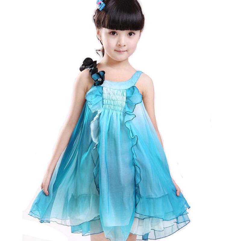 Платье для девочек D145 C145
