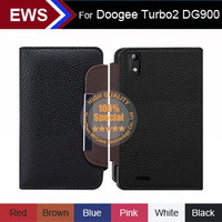New 2014 items Free Shipping Custom PU Leather Holder 100% Special Case + Free Gift For Doogee Turbo2 DG900