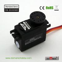 DOMAN RC DM-S0300MD 56g/0.14s/3.5kg.cm metal gear 3kg digital servo