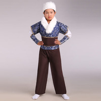 love with Dance Studio theme costume costume photo wedding photography children performance dance swordsman including hat