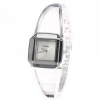 Explosive With Authentic Kimio Delicate Light Square Watch Joker Bracelet Quartz Watch Ladies Fashion Watches