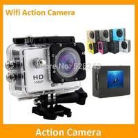 Original SJ4000 wifi Action Camera Diving 30M Waterproof 1080P Full HD Helmet SJCAM Camera Underwater Sports DV