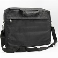 Nylon Black Men Laptop Bag 15 Inch Notebook Bag For Men Waterproof Laptop Briefcase Bag For Notebook Computer Accessories