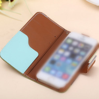 4.7 inch Case For iphone 6 2014 New Arrival Fashion Design Leather Cover Luxury 1 Piece Free Shipping
