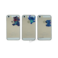 Fashion ultrathin Hard Phone Case Creative Catoon Stitch Image Plastic Material Phone Case For Apple Iphone 6 YC036