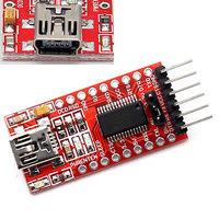 New 3.3V 5V FT232RL FTDI USB to TTL Serial Adapter Module for Arduino Mini Port