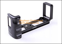 L Quick Release Plate Camera Bracket Grip for FUJIFILM X-PRO1 Compatible Arca-Swiss RRS Wimberley KIRK MARKINS SUNWAYFOTO