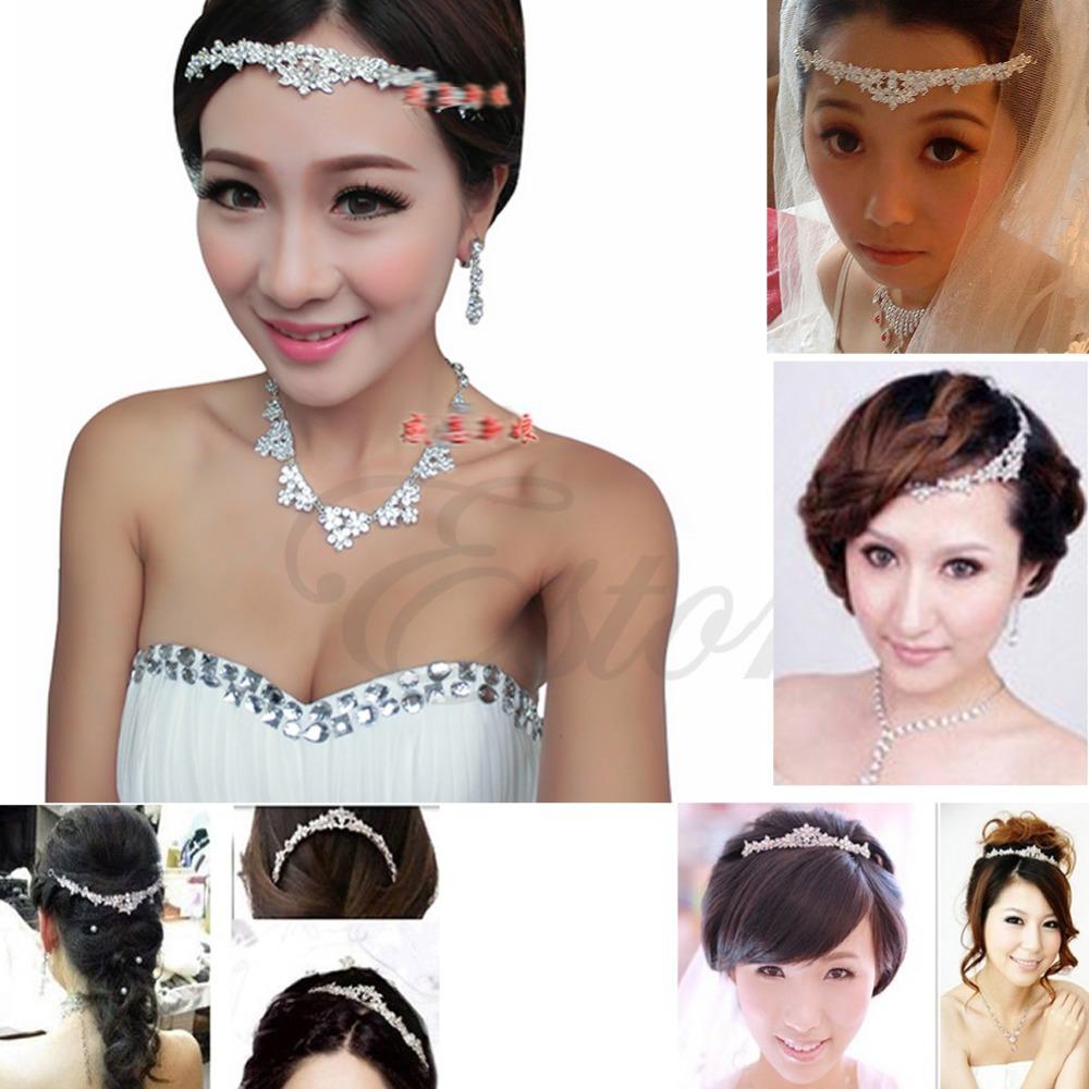 Free shipping Classic Sparkly Crystal Rhinestone Crown Prom Wedding Party Tiara Bride Headwear