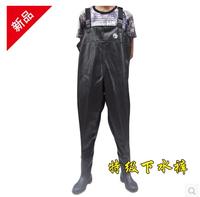 Free shipping  0.85mm thick high quality Fishing Waders wading pants waterproof pants pants Waders