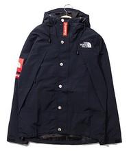 hot sale !brand NEW 2014 men's superme caputium cotton jacket wind coat Trench coat dust coat windbreak jacket 3 color(China (Mainland))