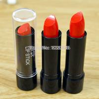Hot sale 12 colors/lot Waterproof Lipgloss Makeup Lip Stick Cosmetic Lipstick Lip Gloss Pen Pencil Matte Drop Free shipping