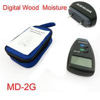 Digital Moisture Meter Wood Timber Plaster Damp Detector Tester Caravan MD-2G
