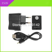 Hot A9 Wireless PIR Sensor Motion Detector GSM Alarm System Alert Monitor Remote Control Anti-Theft Alarm Black CA000343