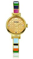 Dom women watches ladies quartz brand watch clock women christmas gift woman casual fashion luxury watch relogio feminino reloj