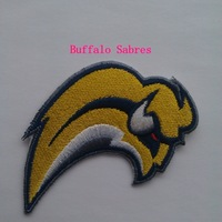 high-end NHL patch,Buffalo Sabres CHAMPIONS Uniforms armbands appliques sons anarchy patches iron on patches for clothing