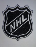 high-end NHL patch,North American hockey league Uniforms armbands appliques sons anarchy patches iron on patches for clothing