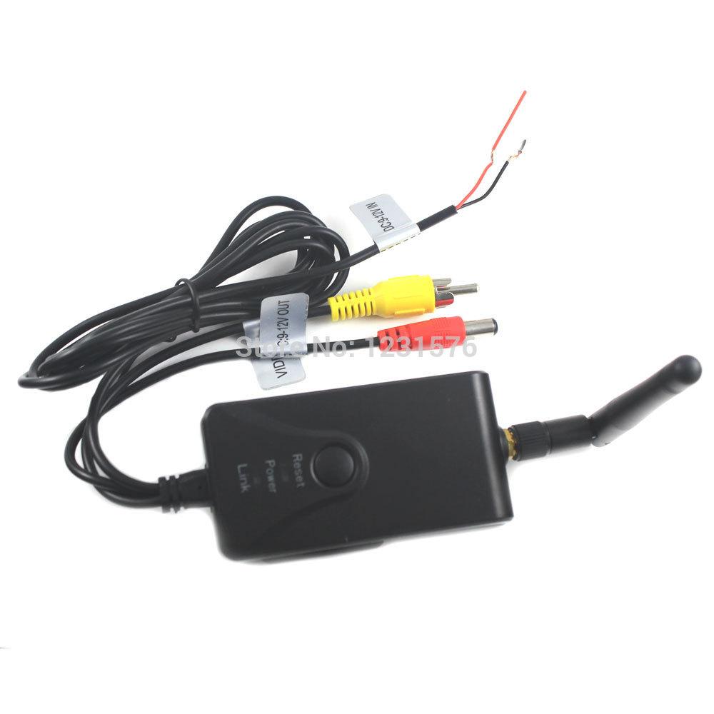 video Wifi Transmitter 802W Waterproof wireless P2P 30fps realtime video WIFI transmitter for Smart Phone CCTV wifi FPV System(China (Mainland))