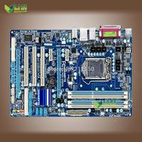 free shipping 90% new  for Gigabyte GA-P55-USB3L P55 Desktop motherborad P55-USB3L LGA 1156 DDR3 16G for I3 I5 I7 CPU on sale
