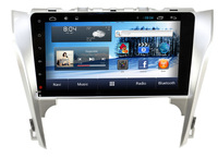 Super 10.1 inch capacitive touch screen Car GPS for Toyota Camry 2012-14 with Pure android 4.2.2 GPS WIFI 3G auto radio No Disc